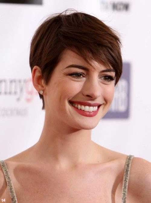 Short Pixie Haircut Idea Trend 2015