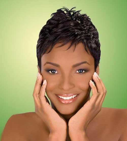 Terrific Black Women Short Hairstyles 2014 2015 Short Hairstyles Short Hairstyles For Black Women Fulllsitofus