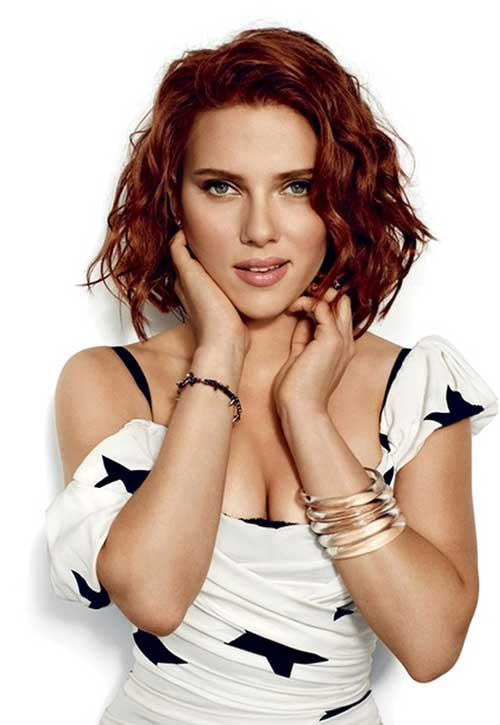 Short Red Hairstyles Trends 2015