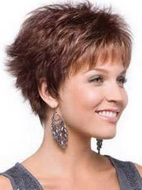 Short Sassy Pixie Hair Cuts
