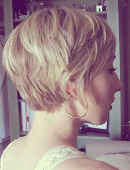 Short Shaggy Pixie Haircuts 2015