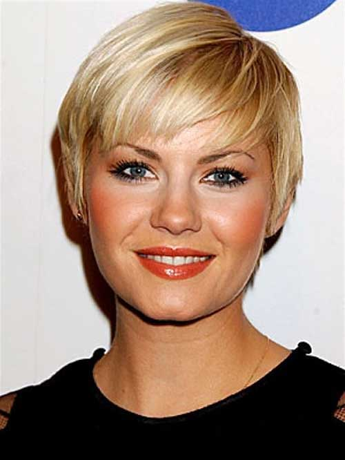 Short Straight Fine Haircut Ideas