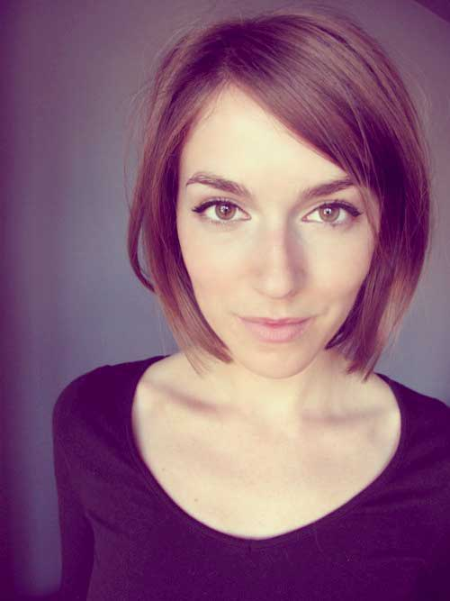 Short Straight Fine Haircuts Ideas