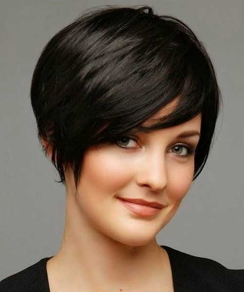Haircuts For Short Hair : Short Haircuts for Straight Thick Hair Short Hairstyles & Haircuts ...