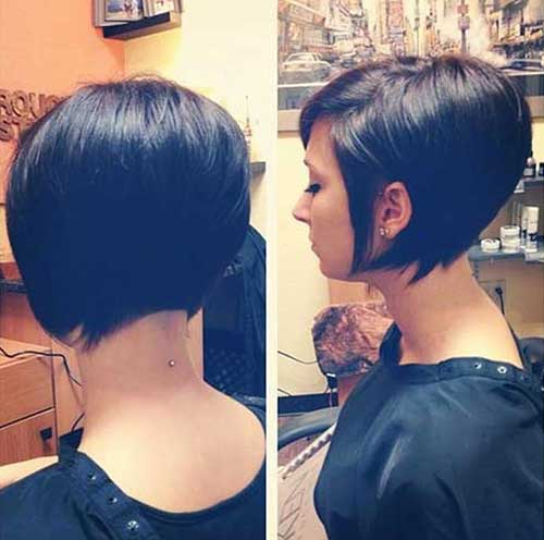 Straight Bob Hair Cut Styles for Women