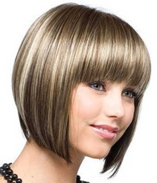 Straight Chinese Bob Hairstyle Pictures 2014