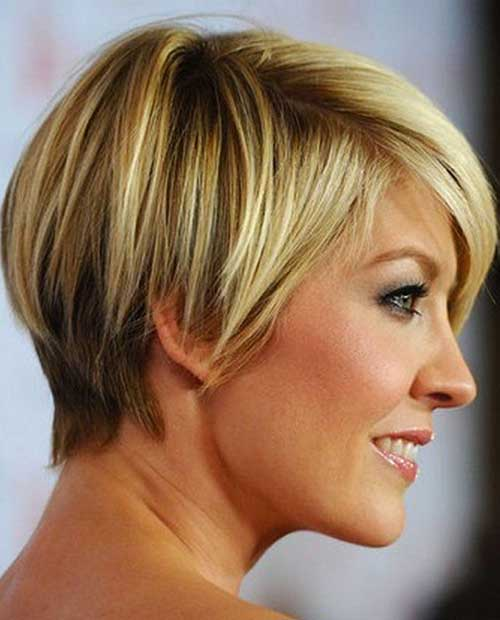 Straight Fine Long Pixie Hairstyles