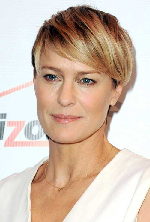 Straight Hair Short Pixie Haircuts