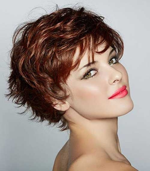 Trendy Layered Pixie Cut for Women