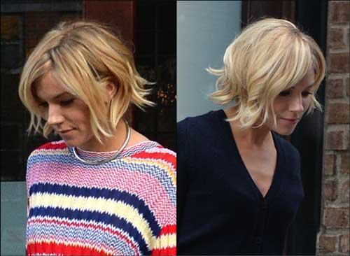 Trendy Medium to Short Bob Haircuts