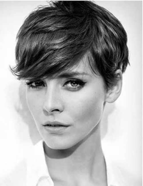 Trendy Pixie Haircuts