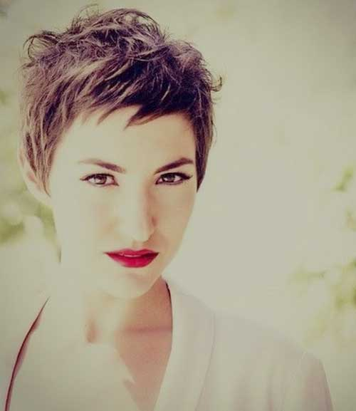 Trendy Pixie Cuts Women
