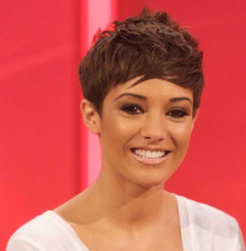 Trendy Pixie Cut for Women