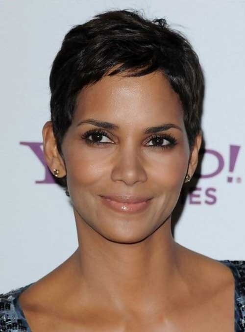 Very Short Pixie Cut Images