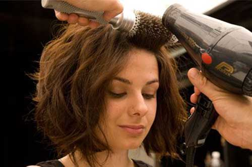 Wavy-Hairstyles-for-Layered-Short-Hair