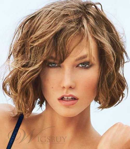 Short Hair Cuts with Bangs-11