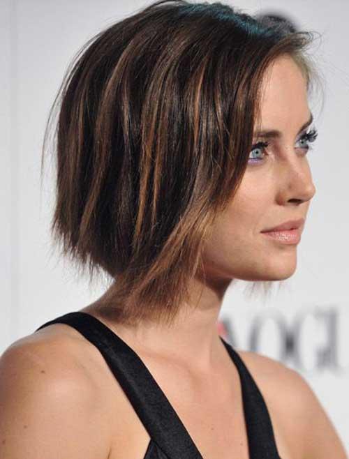 2016 Celebrity Short Hair-12