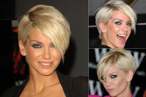 Celebs with Short Hair-16