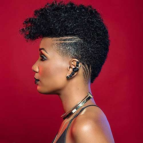 20 Black Girls With Short Hair Short Hairstyles