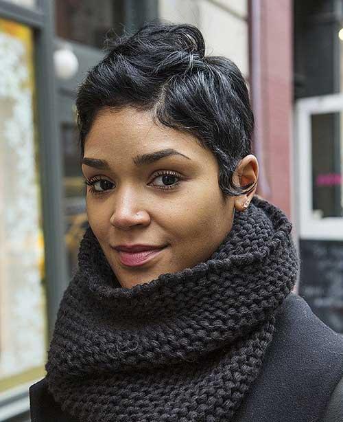 Hair Black Girls Hairstyles: 20 Black Girls With Short Hair