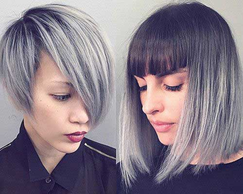 Hair Styles For Short Hair With Color: Short Hair Color Ideas You Must See