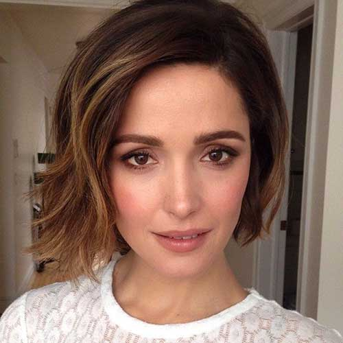 Hair Color Ideas for Short Hair