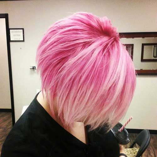 Short Hair Color Ideas You Must See Short Hairstyles Haircuts 2019 2020