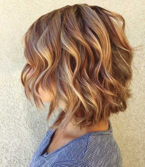 Layered Hair