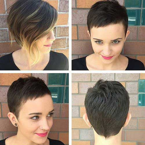 Trendy Short Haircuts 2016-11