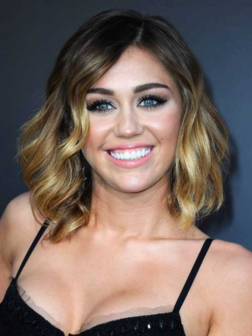 Bob Haircuts for Round Faces-11