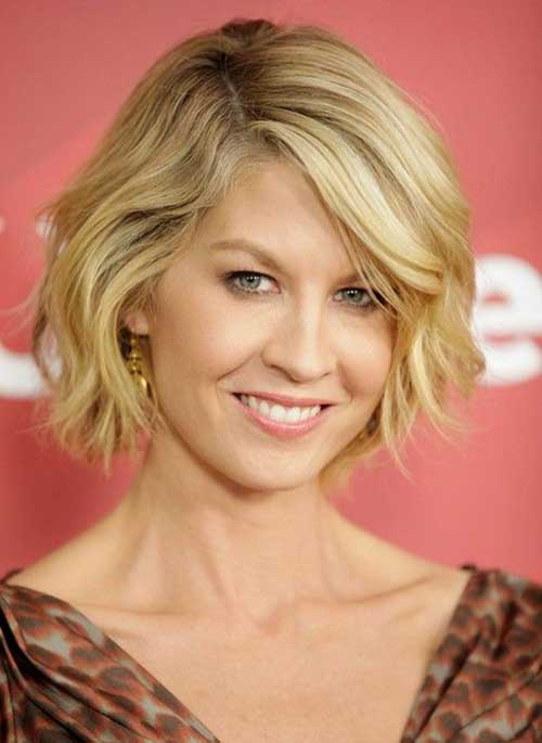 Celebrities with Short Hair-13