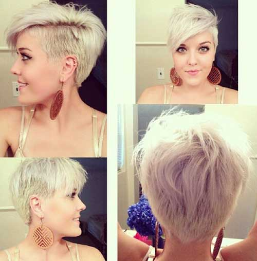 Short Haircuts for Girls-14