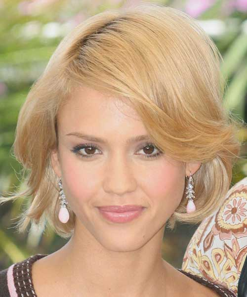 Celebrities with Short Hair-14
