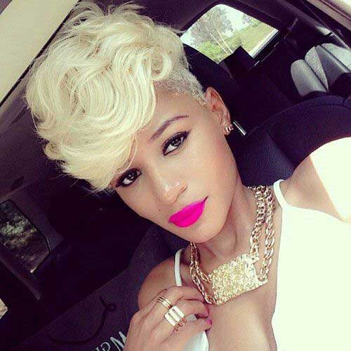 Short Hair for Black Women-15