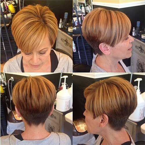 Nice And Chic Short Haircuts For Over 50 Short Hairstyles