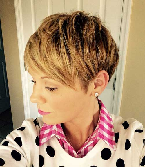 Trendy Short Haircuts 2016-20