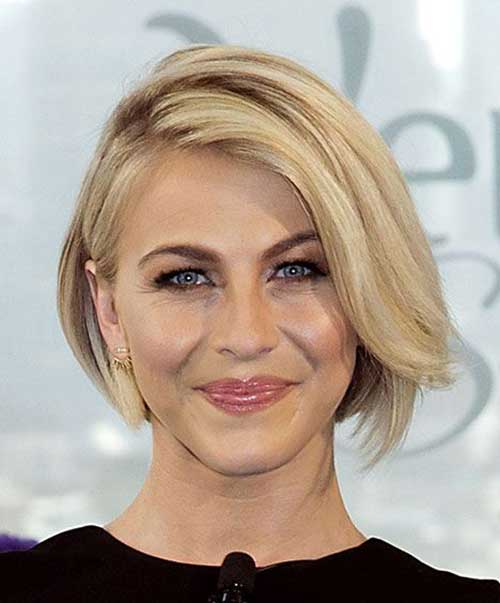 Celebrities with Short Hair-20