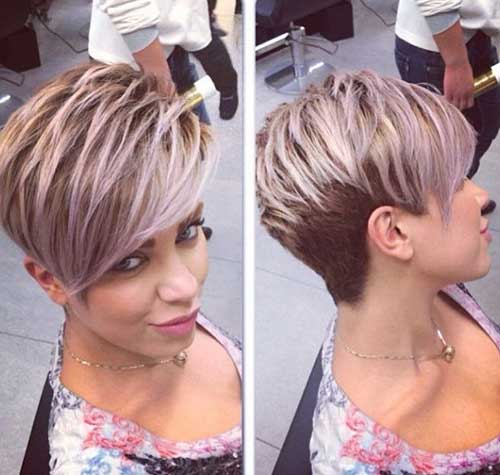 2015 Best Short Hair Trend