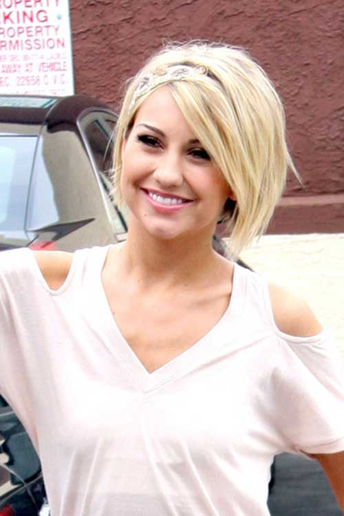 Celebrities with Short Hair-6