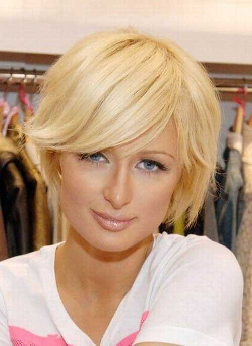 Short Hairstyles for Fine Straight Hair-8
