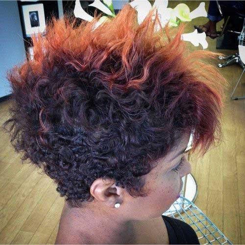 Short Hair for Black Women-9