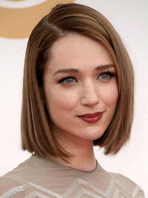 Aline Short Celebrity Hairstyles