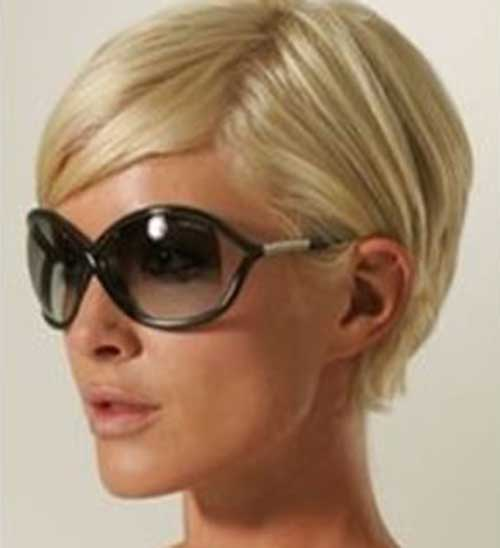 Best Blonde Pixie Bob Hairstyles
