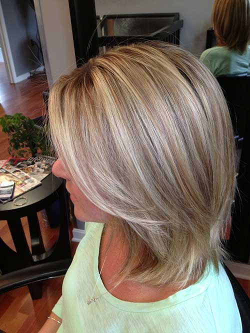 Best Blonde Hairstyles for Short Hair