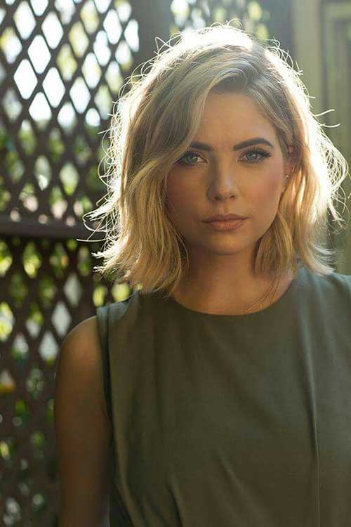 Best Messy Hairstyles for Short Hair Ideas