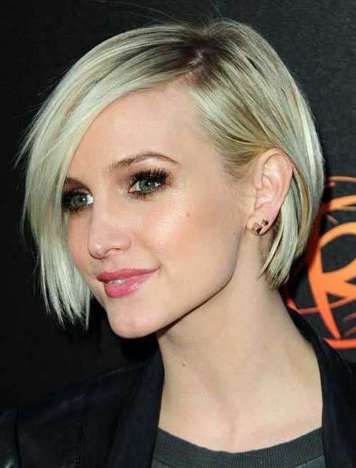 Awesome 50 Best Short Blonde Hairstyles 2014 2015 Short Hairstyles Short Hairstyles For Black Women Fulllsitofus