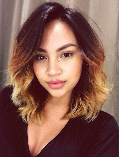 20 Best Short Blonde Ombre Hair Short Hairstyles Haircuts 2018