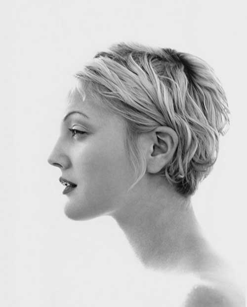 Blonde Pixie Cropped Hairstyles