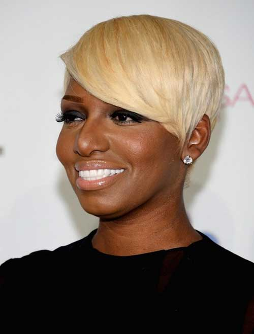 Best Blonde Pixie Hairstyles for Black Women