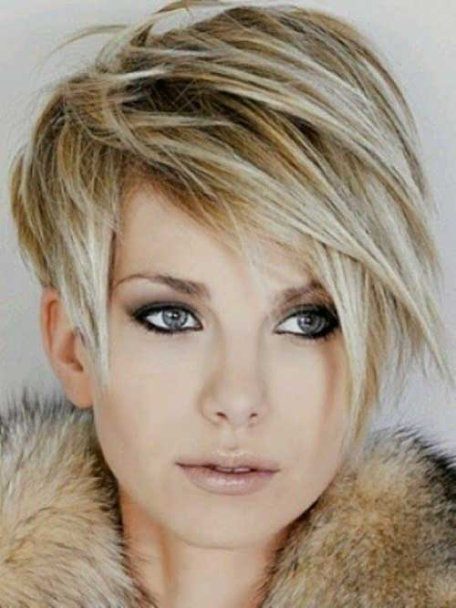Blonde Short Hairstyles Trend